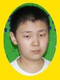 """2007年7月 """"永安财产杯""""""""绿色奥运我参与""""五子棋大会战 儿童组第一名赵子轩"""