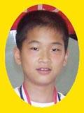 2006年8月 第六届连珠世界青少年锦标赛 C组第一名胡瑜