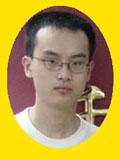"""2004年8月 """"中海杯""""第二届浙江五子棋邀请赛 男子成年第一名 吴昊"""