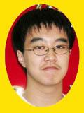 2004年10月 第三届全国五子棋邀请赛 男子少年组第一名 王梓