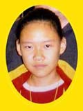 2003年10月 第二届全国五子棋邀请赛  女子组少儿组第一 胡夕