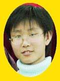 2002年10月 第一届五子棋北京公开赛 女子第一名姚金蕊