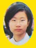 """2001年5月 """"中行杯""""第二届北方五子棋友好邀请赛 女子组第一名姚金蕊"""