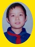 """1999年5月 第十届""""民族团结杯""""北京市棋类大赛五子棋赛 第一名关继贤"""