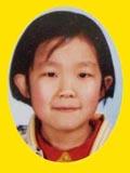 """1999年2月 第四届""""达富弘之""""少年五子棋王将赛 王将米晓妍"""
