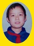 """1998年2月 第三届""""达富弘之""""少年五子棋王将赛 王将关继贤"""