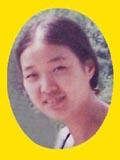 """1996年9月 第二届""""女王战""""五子棋赛 女王耿茁"""