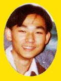 """1995年 6月 北京市""""奇奇童杯""""五子棋大赛 第一名张勇"""