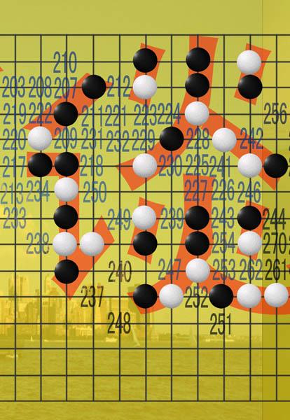 做vcf习题从用棋子试摆,到目测冲胜,这将使棋手的水平产生质的飞跃.图片