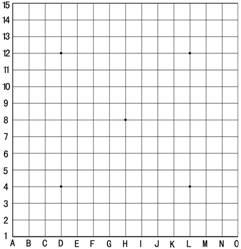 五子棋棋盘高清图片_连珠五子棋盘模板下载图片编号16864216__